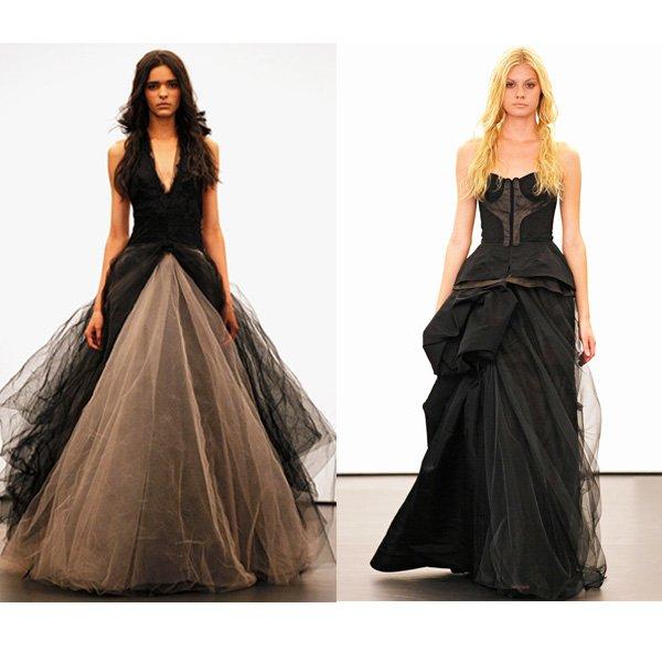 Модные свадебные платья 2013 - 52 фото