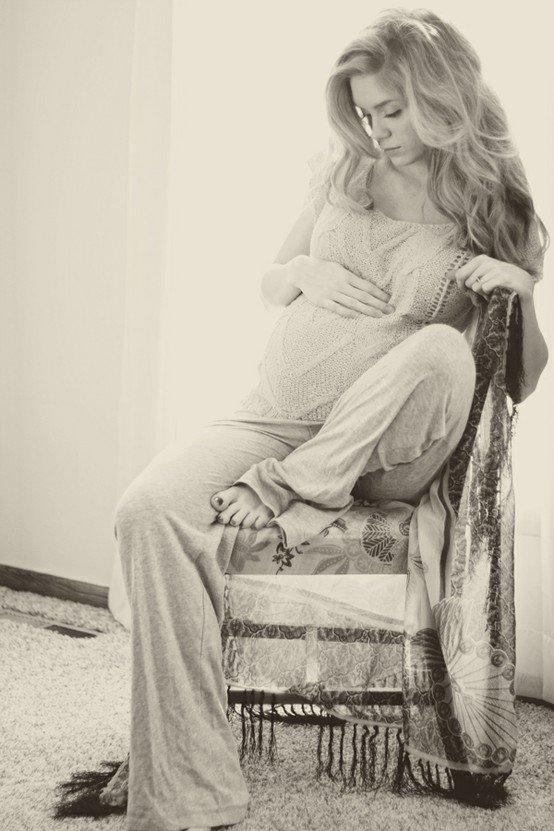 Стильные фотосессии для беременных 621