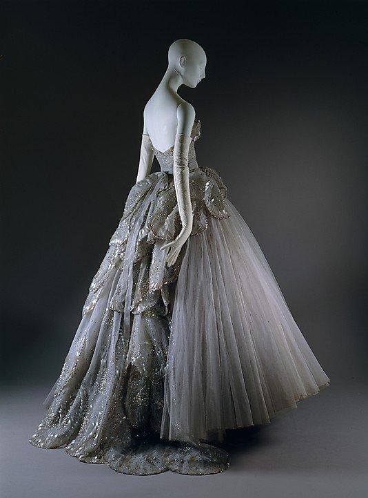 Винтажное платье от Dior