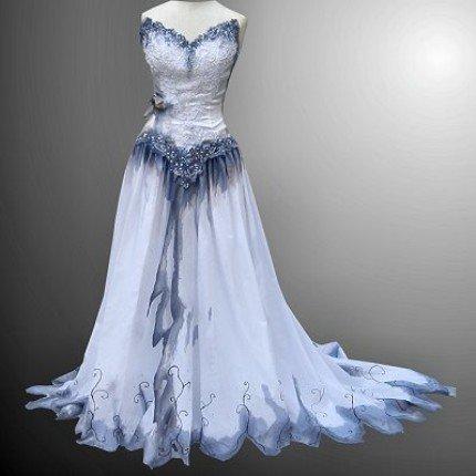 Wedding Saloon :: Готическое свадебное платье - Свадебные платья и