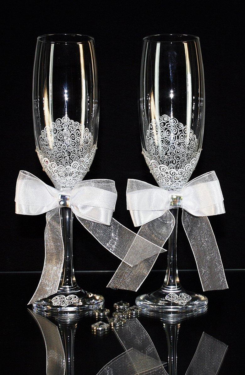 Бокалы на свадьбу: что важно знать