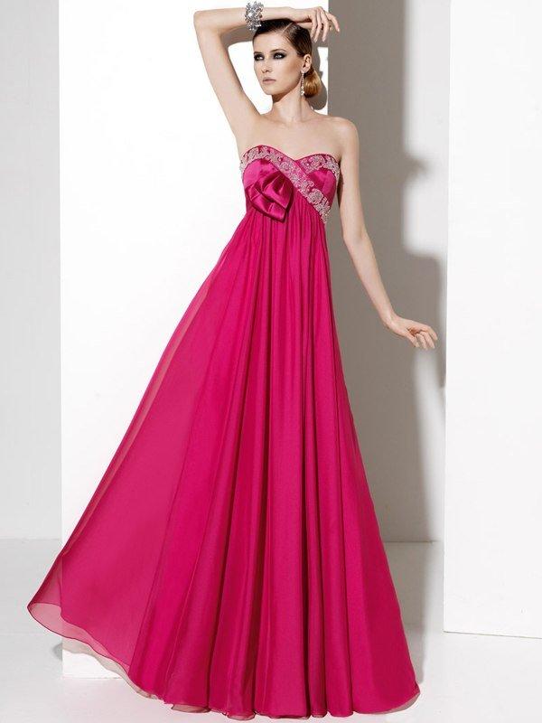 Модные вечерние платья необычного