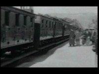 Прибытие поезда на вокзал Ла-Сьота