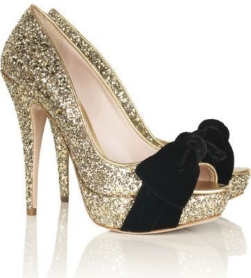 Шикарные черные туфли, цена - 200,00 грн