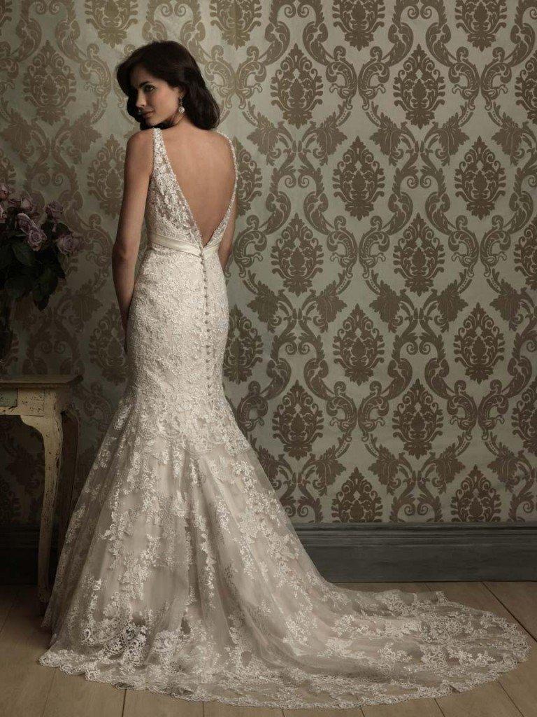 Wedding Saloon :: платье свадебное со шлейфом - Свадебные платья и