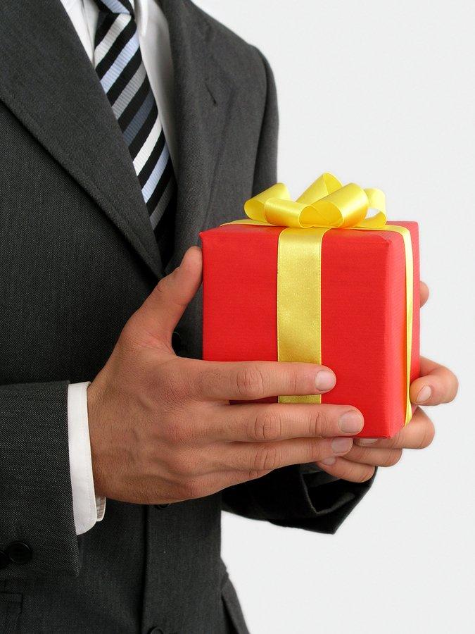 Подарок в день рождения деловой женщине 710