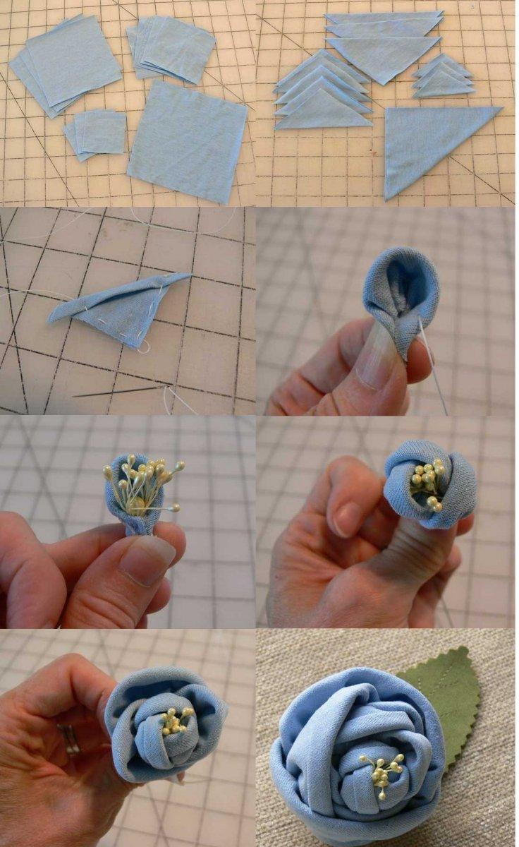 Красивые брошки сделанные своими руками