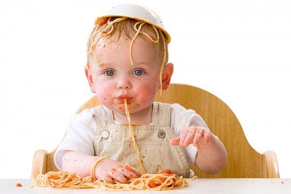 Твёрдая пища для ребёнка