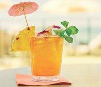 Алкогольный рецепт этой пятницы - коктейль Mai Tai.