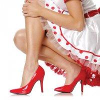 О долгих прогулках и неудобной женской обуви