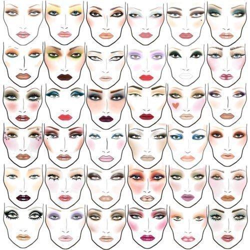 Идеи для макияжа C0449fa585621a