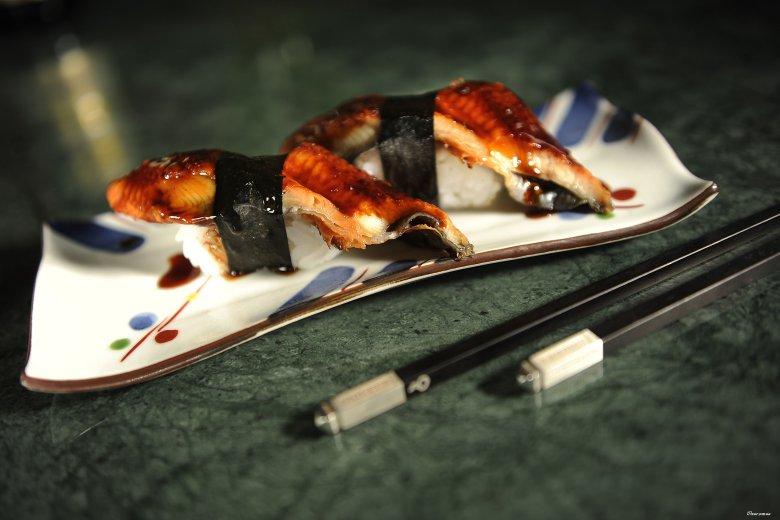 Суши с угрем рецепт с фото