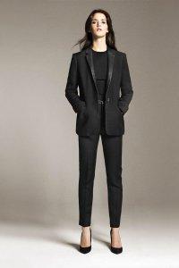 Какой цвет делового костюма выбрать: черный