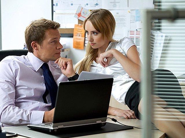 секретарша и шеф фото