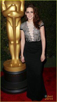 Кристен Стюарт на вручении наград Governors Awards 2012