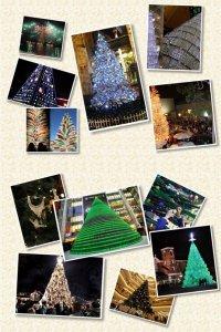 Самые необычные рождественские елки
