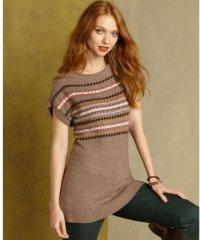 Модный тренд зимы: свитера в технике Fair Isle
