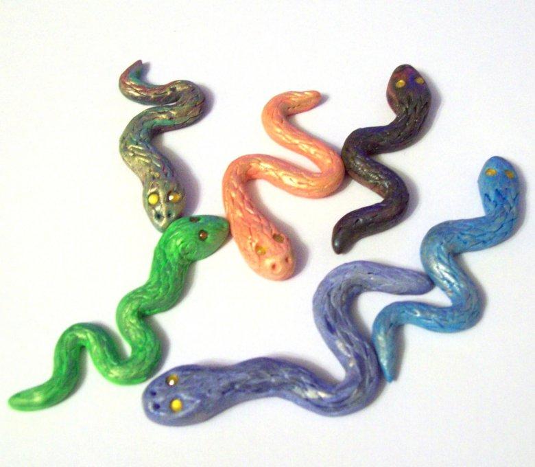 Год змеи своими руками 22