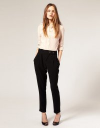 Как выбрать брюки, чтобы выглядеть выше