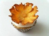 Цветок из ананаса