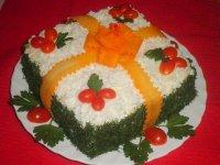 Салат «Подарок»: рецепт 3
