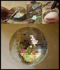 Вторая жизнь старых вещей: диски