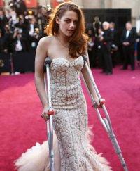Кристен Стюарт «накостыляли» на Оскаре-2013