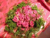 Салат на 8 Марта: «Букет невесты»