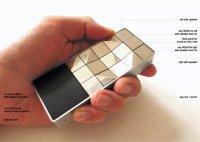 Творение Питера Лау: мобильный телефон для незрячих