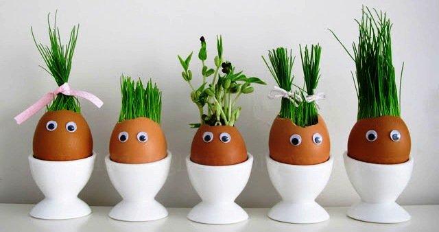 Поделки на пасху из яиц своими руками