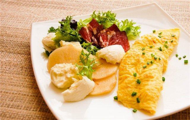 Французскиеы с сыром