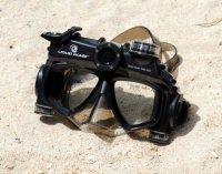 Подводная камера-маска для путешествеников