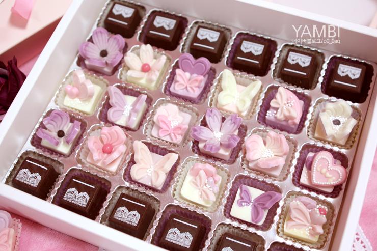Конфеты из шоколада своими руками фото