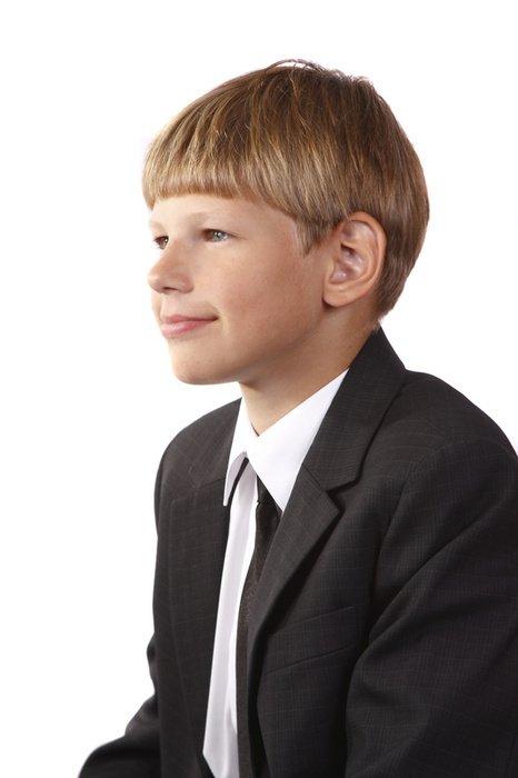 Фото прически для мальчиков школьников