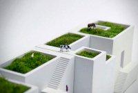 Экологичные мини-домики