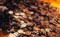 Загадка про монеты на столе