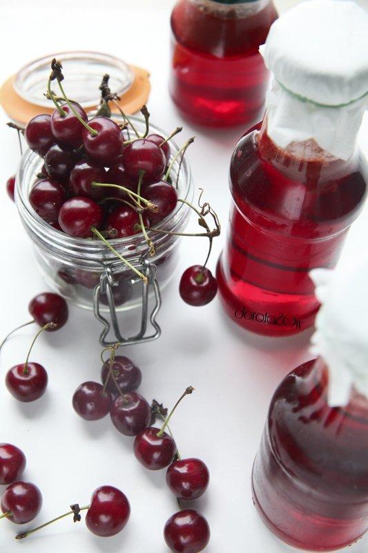 Как приготовить сок из вишни в домашних условиях 113