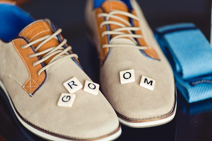Выбираем ботинки для жениха
