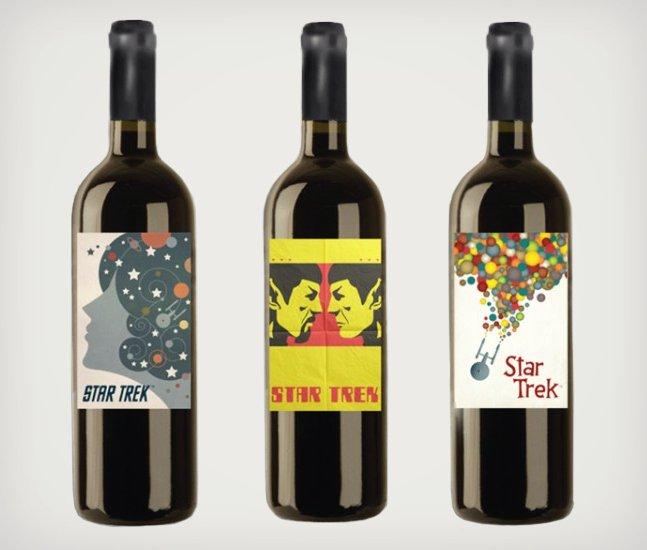 Вино для любителей «Стар Трека»