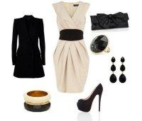 Что надеть на корпоратив: платье