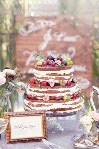 Как выбрать идеальный торт на свадьбу