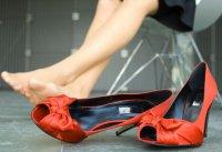 Если обувь натирает ноги