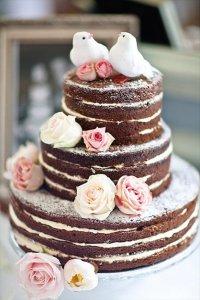 Шоколадные угощения для свадьбы