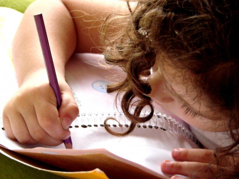 Как научить ребенка писать без ошибок: недописанные окончания