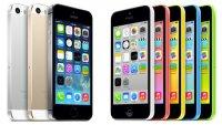 В России стартует продажа iPhone 5S и 5C