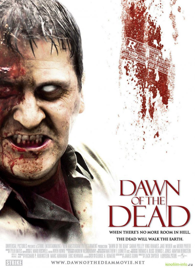 лучшие фильмы о зомби