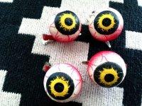 Игра на Хэллоуин «Поймай глаз»
