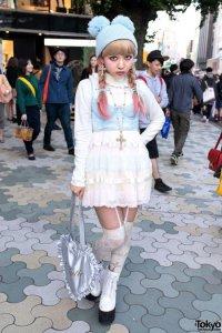 Сказочная японская мода