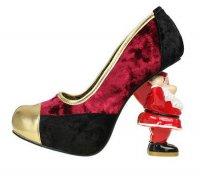 Рождественская обувь от Irregular Choice