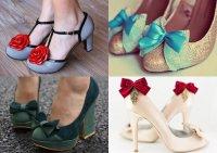 Модные туфли на Новый год 2014